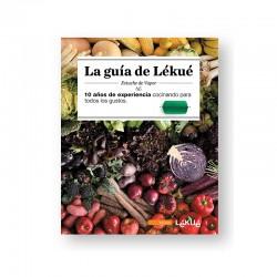 Livro 'La Guía de Lékué' - Lekue LEKUE LKLIB00053