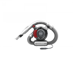 Aspirador de Carro Flexi 12V IOC Vermelho E Preto - Black Decker BLACK DECKER PD1200AV