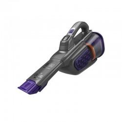 18V Hand Vacuum Cleaner for Pets Purple - Black Decker BLACK DECKER BHHV520BFP