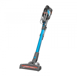 36V 4in1 Cordless PowerSeries Extreme Vacuum Cleaner Blue - Black Decker BLACK DECKER BHFEV362D