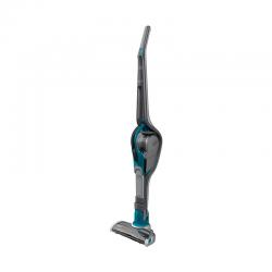 36Wh 2 in 1 Vacuum Cleaner Grey And Blue - Black Decker BLACK DECKER SVJ520BFS