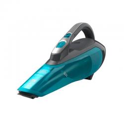 21,6Wh Wet and Dry Dustbuster Cordless Hand Vacuum Blue - Black Decker BLACK DECKER WDA320J