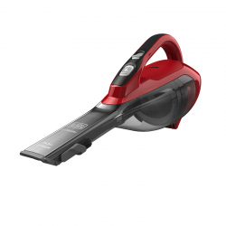 16.2Wh Lithium-ion Dustbuster Cordless Hand Vacuum Cherry Red - Black Decker BLACK DECKER DVA315J