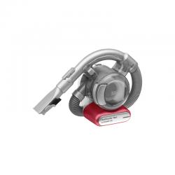 10,8V Lithium-ion Dustbuster Flexi Hand Vacuum Metallic Red - Black Decker BLACK DECKER PD1020L