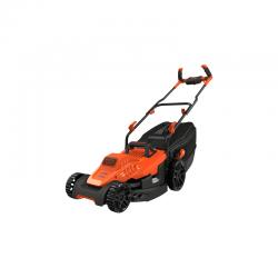 1600W Lawn Mower with Ergonomic Handle - Black Decker BLACK DECKER BEMW471BH