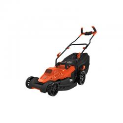 1800W Mower with Ergonomic Handle Design - Black Decker BLACK DECKER BEMW481BH