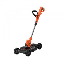 30cm 550W 3 in 1 Strimmer Orange - Black Decker BLACK DECKER BESTA530CM