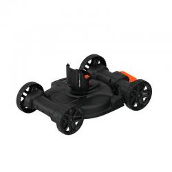 3 em 1 Base com Roda para Aparador Preto - Black Decker BLACK DECKER CM100