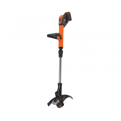 18V 28cm Easy Feed Trimmer Orange - Black Decker BLACK DECKER STC1820EPC