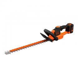 36V Cordless 2.5Ah Hedge Timmer with Sawblade Orange - Black Decker BLACK DECKER BCHTS3625L1