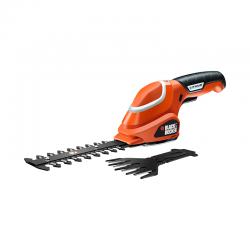 7V Shear Shrubber Combo Kit Orange - Black Decker BLACK DECKER GSL700