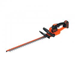 18V 2Ah 45cm Hedge Trimmer POWERCOMMAND Orange - Black Decker BLACK DECKER GTC18452PC