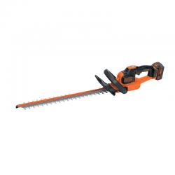 18V 4h 50cm Hedge Trimmer Orange - Black Decker BLACK DECKER GTC18504PC