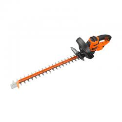 55cm 500W Hedge Trimmer with Saw Blade Orange - Black Decker BLACK DECKER BEHTS401