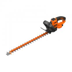 550W 60cm Hedge Trimmer with Saw Blade Orange - Black Decker BLACK DECKER BEHTS451