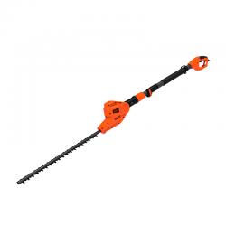 550W Electric Pole Hedge Trimmer Orange - Black Decker BLACK DECKER PH5551