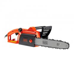1800W Corded Chainsaw 35cm Orange - Black Decker BLACK DECKER CS1835