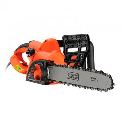 2000W Corded Chainsaw 40cm Orange - Black Decker BLACK DECKER CS2040
