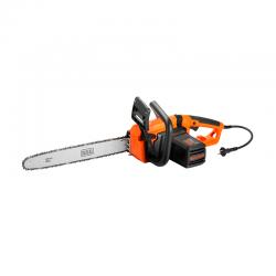 45cm 2200W Corded Chainsaw Orange - Black Decker BLACK DECKER CS2245