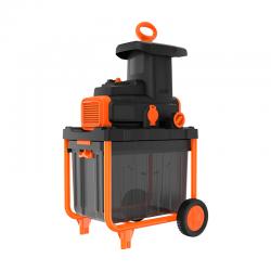 2800W Quiet Shredder Orange - Black Decker BLACK DECKER BEGAS5800