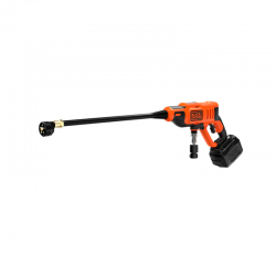 High Pressure Washer 18V Without Charger/Battery Orange - Black Decker BLACK DECKER BCPC18B
