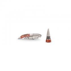 Wooden Waiter's Corkscrew & Stopper - GS 190 - Le Creuset LE CREUSET LC59814012209561