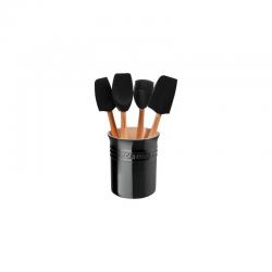 Craft 5-piece Utensil Set Black Onyx - Le Creuset LE CREUSET LC69003001400003