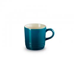 Stoneware Cappuccino Mug 200ml Deep Teal - Le Creuset LE CREUSET LC70303206420099