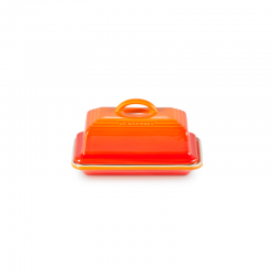 Stoneware Butter Dish Volcanic - Le Creuset