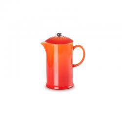 Cafeteira de Prensa Metálica 800ml Vulcânico - Le Creuset LE CREUSET LC91028200090000