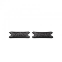 Set of 2 Magnetic Trivets Black - Le Creuset LE CREUSET LC93009400140002