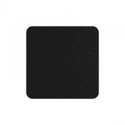 Conj. 4 Bases para Copos 10x10cm Carvão - Soft Leather - Asa Selection ASA SELECTION ASA78570076