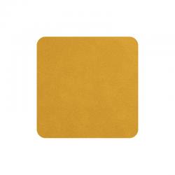 Conj. 4 Bases para Copos 10x10cm Âmbar - Soft Leather - Asa Selection ASA SELECTION ASA78573076