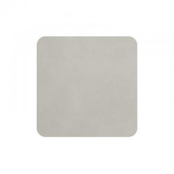Conj. 4 Bases para Copos 10x10cm Calcário - Soft Leather - Asa Selection ASA SELECTION ASA78575076