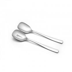 Talheres Para Salada - Knifeforkspoon - A Di Alessi | A DI ALESSI