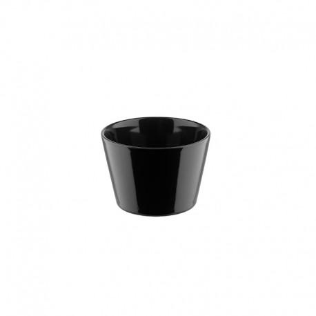Set de 4 Vasos Anchos - Tonale Negro - Alessi ALESSI ALESDC03/78B