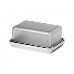 Butter Dish Grey - Alessi