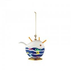 Home Ornament - Bianca, la Balena Buona - Alessi ALESSI ALESMJ169