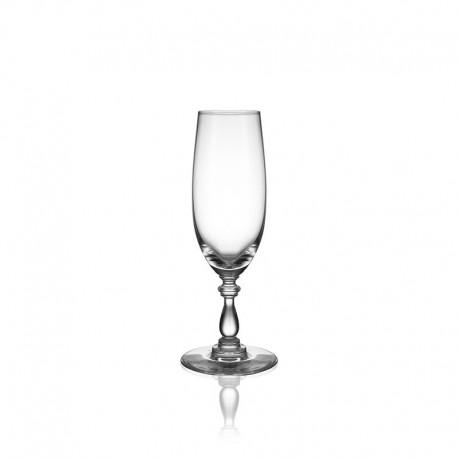 Conjunto de 4 Taças para Champanhe - Dressed Transparente - Alessi ALESSI ALESMW02/9