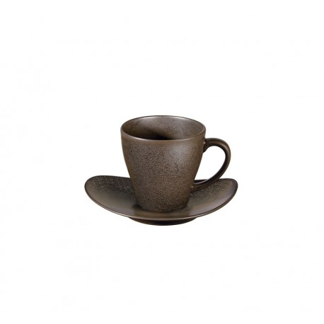 Cup With Saucer - Cuba Marone Brown - Asa Selection ASA SELECTION ASA1224422