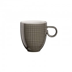 Mug Ø8,5Cm - Voyage Dark Grey - Asa Selection