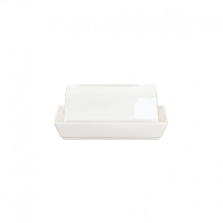 Butter Dish 15,7cm - À Table White - Asa Selection ASA SELECTION ASA1984013
