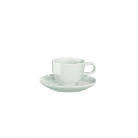 Espresso Cup With Saucer - Kolibri White - Asa Selection ASA SELECTION ASA25112250