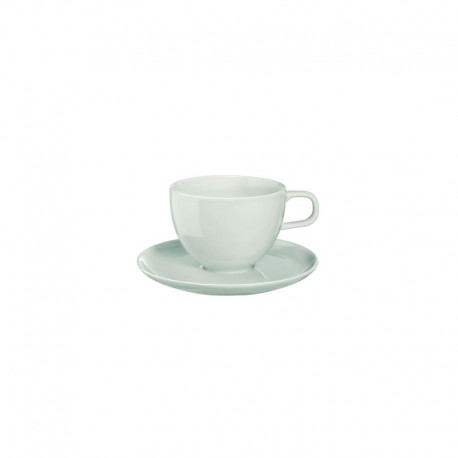 Coffee Cup With Saucer - Kolibri White - Asa Selection ASA SELECTION ASA25113250