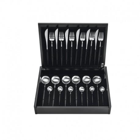 Cutlery Set 24 Pieces - Goa Black - Asa Selection ASA SELECTION ASA32100950