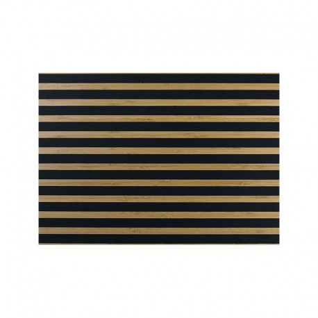 Placemat - Bambus Black Stripes - Asa Selection ASA SELECTION ASA4260420