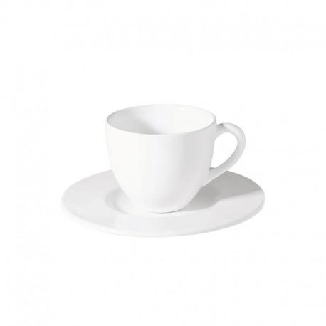 Café Au Lait Cup With Saucer - Grande White - Asa Selection ASA SELECTION ASA4784147