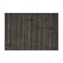 Placemat - Pvc Knitwear Lined Black And White - Asa Selection