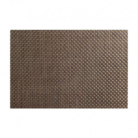 Placemat Copper and Brown - Pvc - Asa Selection ASA SELECTION ASA78027076