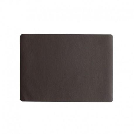 Mantel Individual - Leder Chocolate - Asa Selection ASA SELECTION ASA7804420